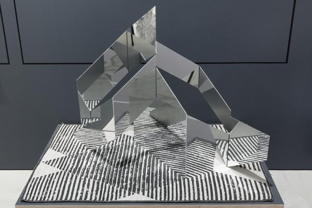 , 'Anti-Alias (Version II),' 2015, Carroll / Fletcher