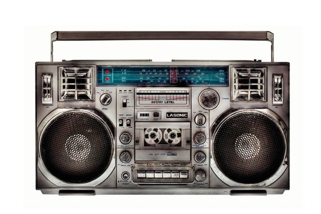 , 'Boombox 21,' 2015, Art Angels