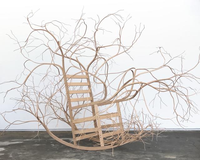 , 'Rocking Chair,' 2017, DENK Gallery