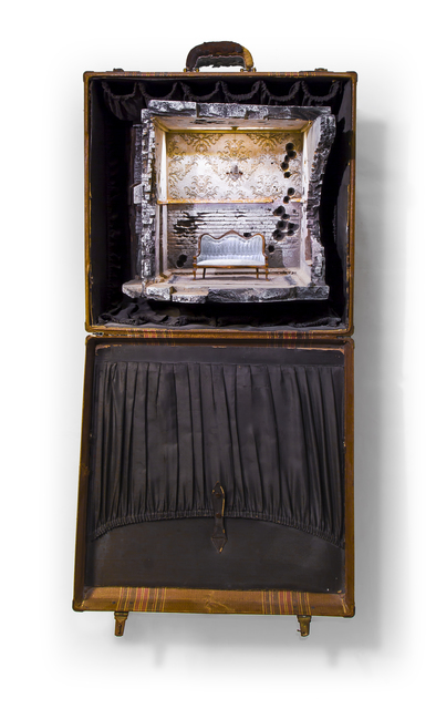 , 'Baggage No. 1,' , Lanoue Gallery