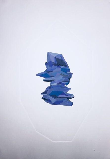 , 'Joia Azul II,' 2018, Baró Galeria