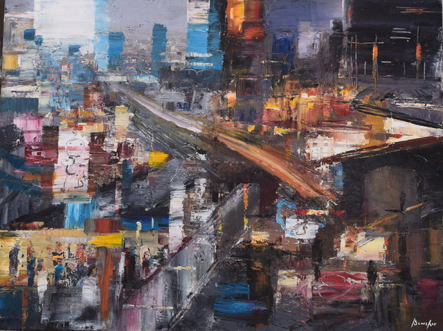 Steven Bewsher, 'Day and Night', Gateway Gallery