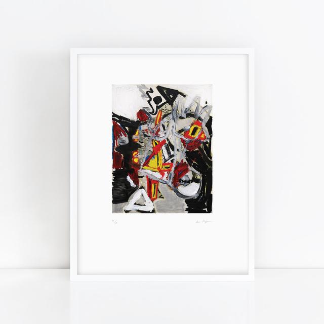 , 'Red Limpet,' , Anima Mundi