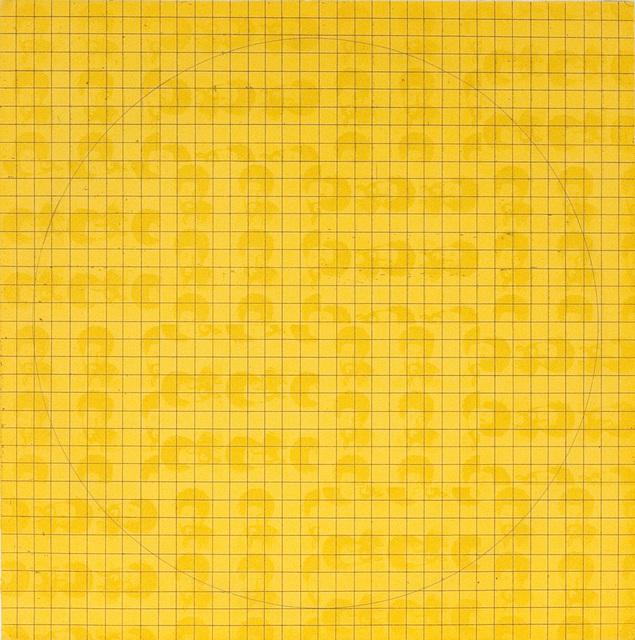 , 'MAB: (Etching II) 1971 Yellow,' 2016, Paulson Fontaine Press