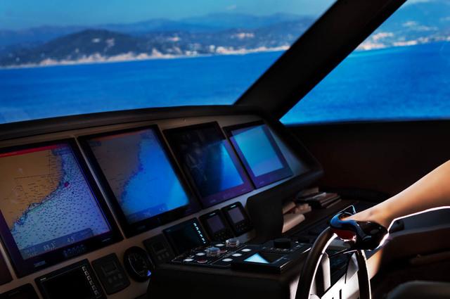 David Drebin, 'Steering ship', 2018, Immagis Fine Art Photography