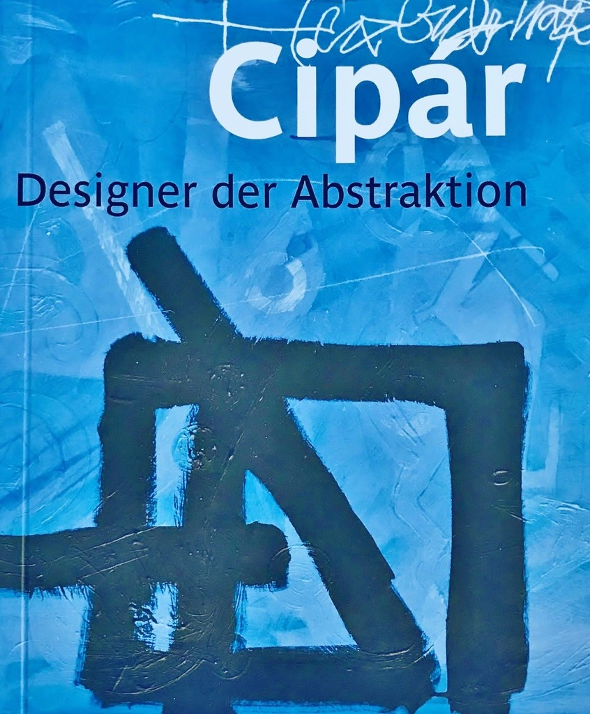"""Front page of catalogue to exhibition """"DESIGNER OF ABSTRACTION"""" (2018), photo credit: Bellart Gallery"""
