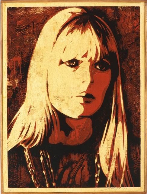 Shepard Fairey, 'Nico', 2010, DIGARD AUCTION