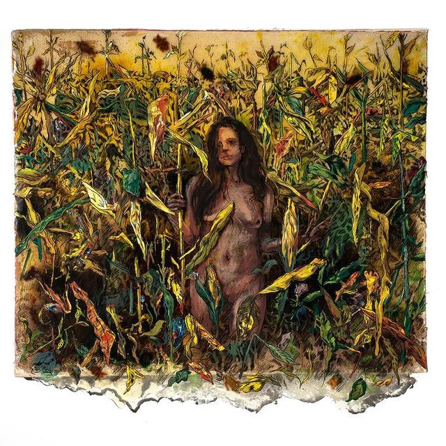 , 'Corn Maze,' 2014, Linda Warren Projects