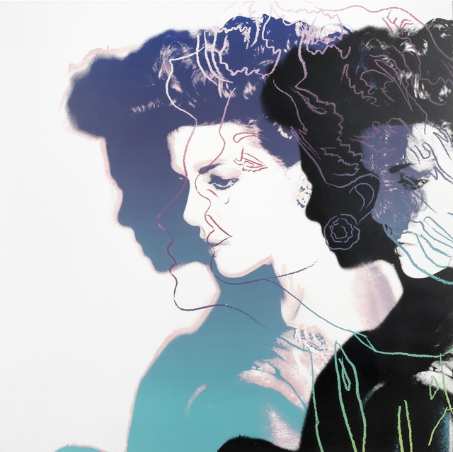 Andy Warhol, 'Princess Caroline of Monaco', 1986, Taglialatella Galleries
