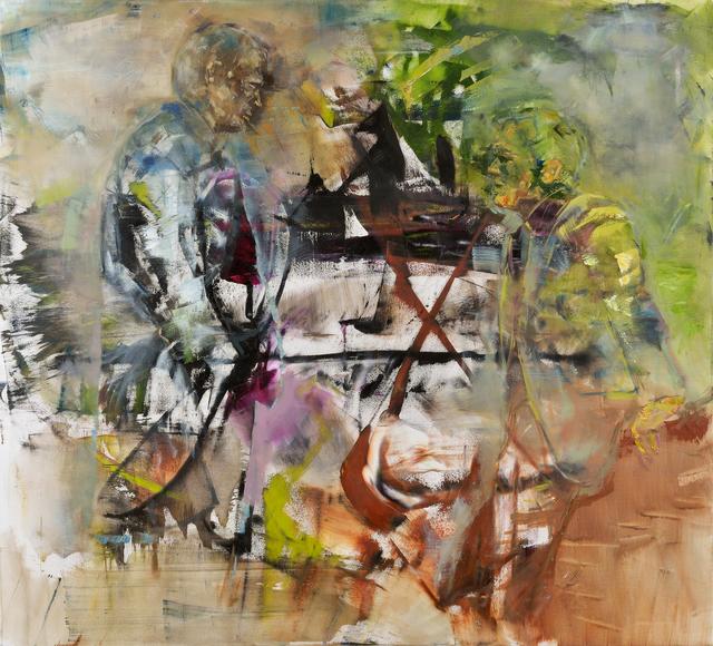 , 'Returner,' 2013, rosenfeld porcini