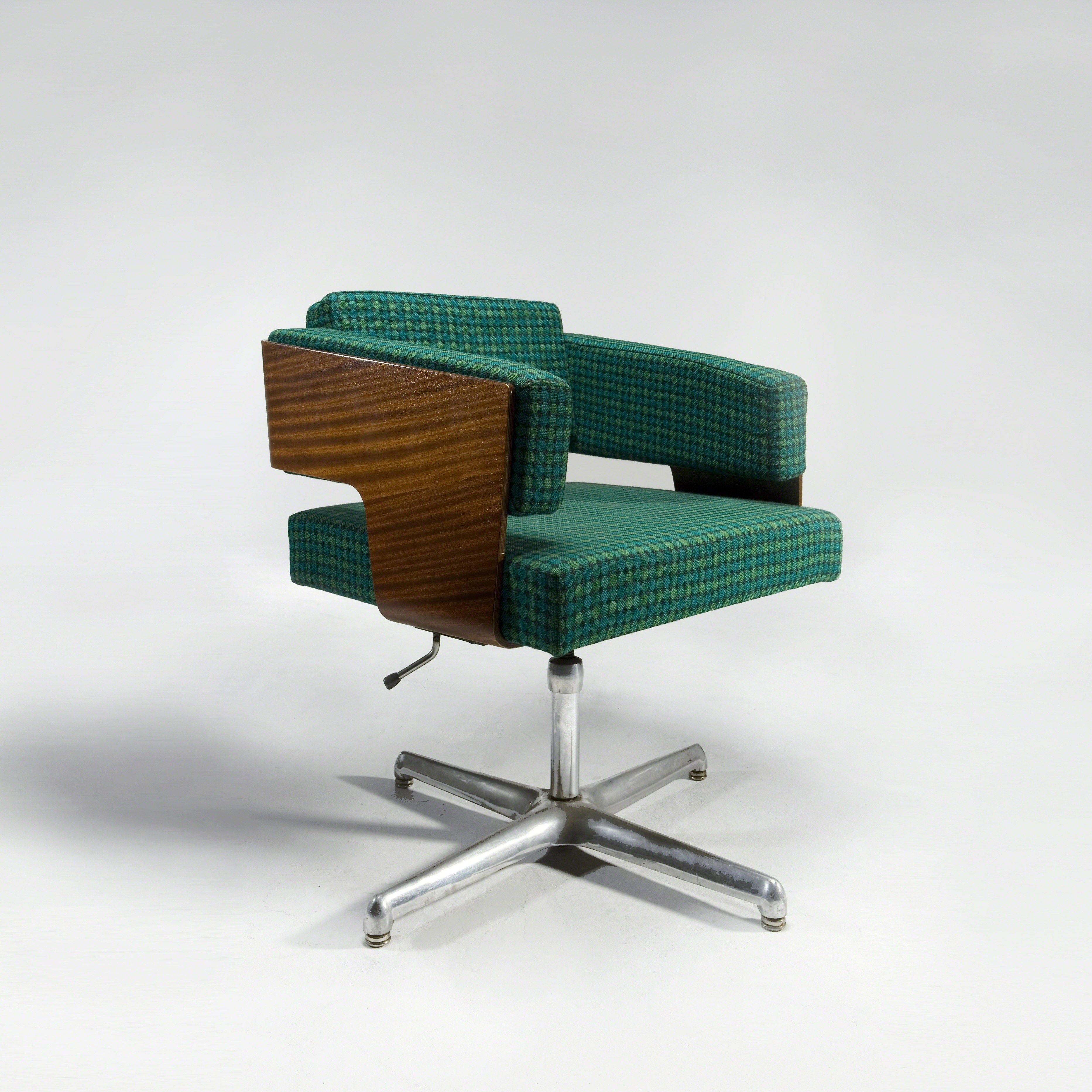 , ''Confort' Desk Chair, Model 3001 T8,' 1964, Demisch Danant