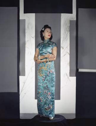 Horst P. Horst, 'Madame Wellington Koo, New York', 1943, Bernheimer Fine Art