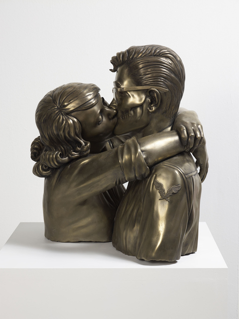 , 'Suck Face,' 2015, StolenSpace Gallery
