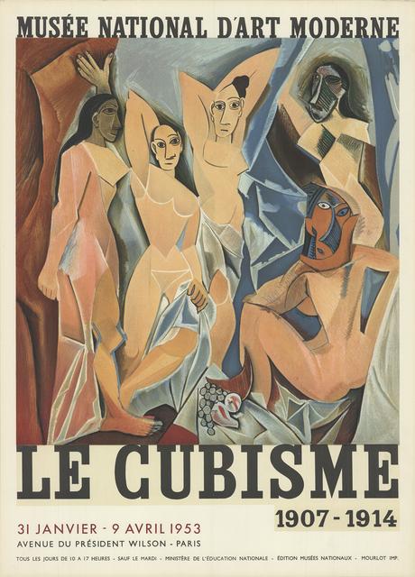 Pablo Picasso, 'Le Cubisme', 1953, Ephemera or Merchandise, Lithograph, ArtWise