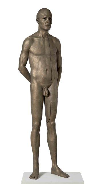 , 'Line Man (Hombre Linea),' 2013, RGR+ART