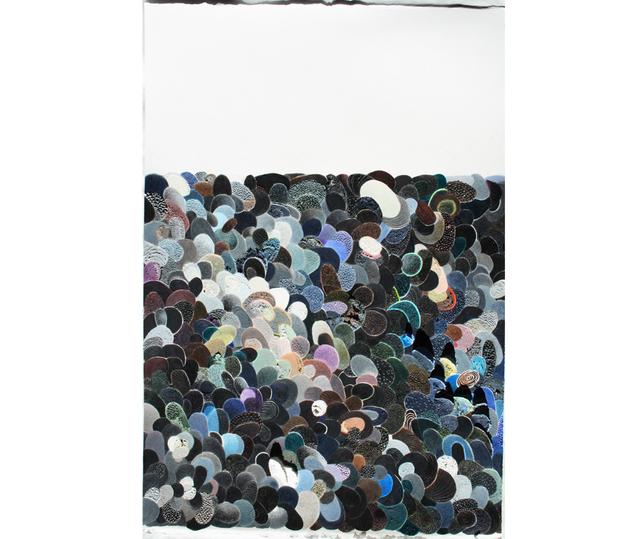, 'Multitudes 2,' 2016, Herlitzka + Faria