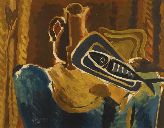 , 'Pichet et poisson,' 1943, Opera Gallery