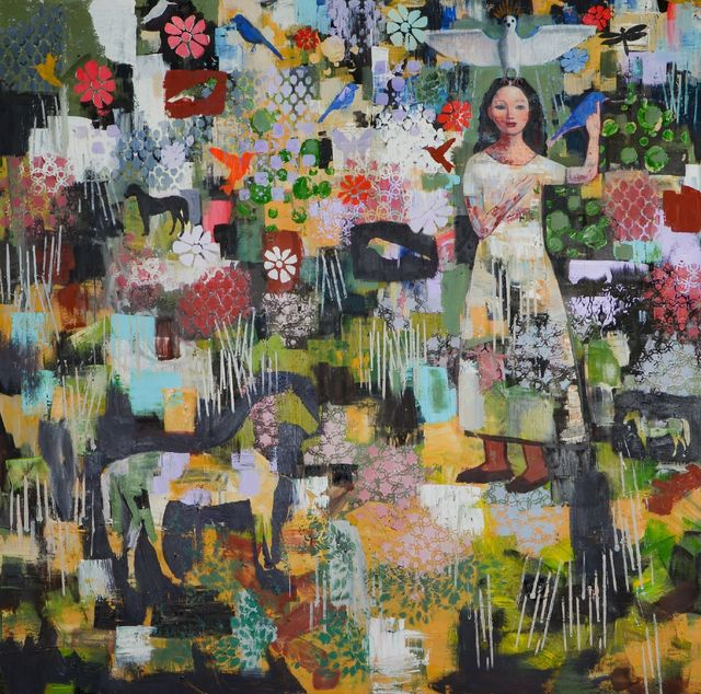 , 'Love of Earth,' 2017, HOHMANN