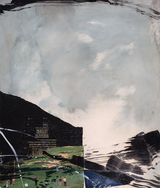 , '88-A4,' 1988, Longmen Art Projects