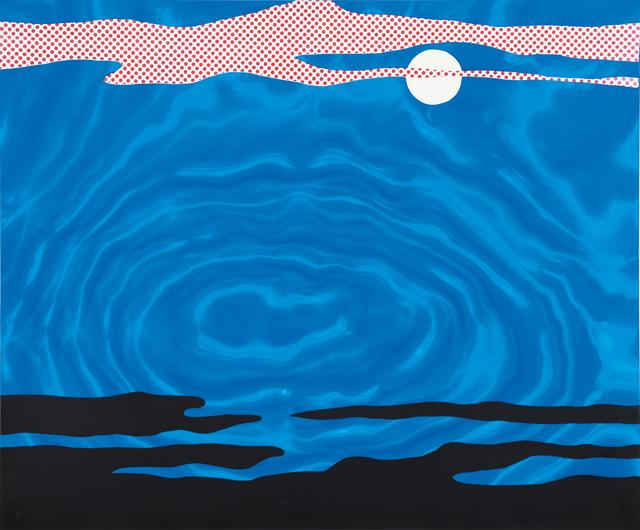 Roy Lichtenstein, 'Moonscape, from 11 Pop Artists, Volume I', 1965, Phillips