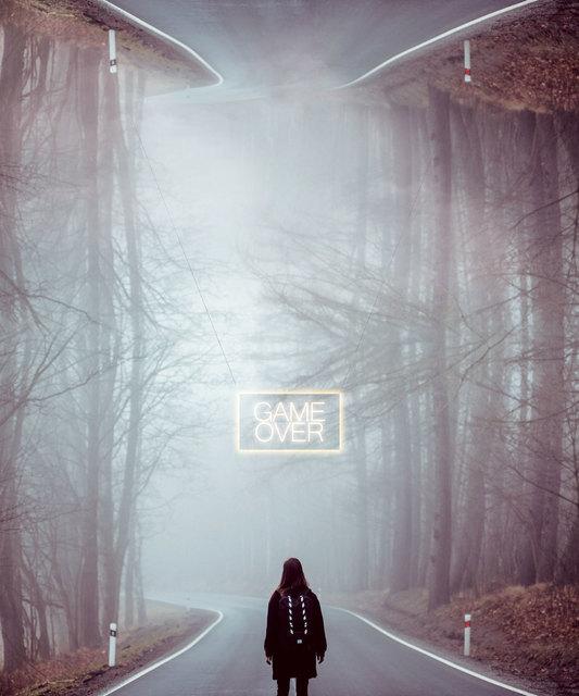 , 'Game Over,' , ArtStar
