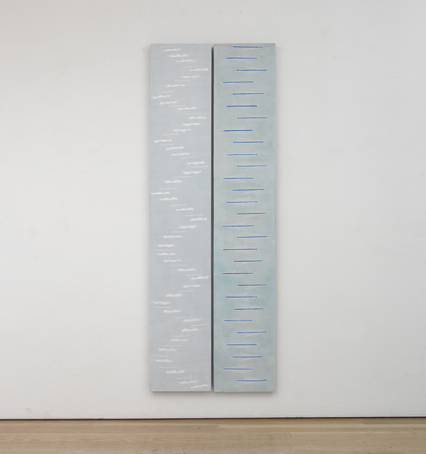 , 'Flight (diptych),' 1982-2016, Annely Juda Fine Art