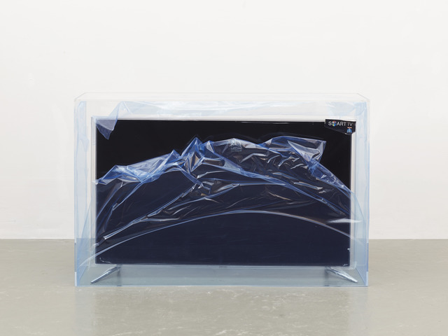 , 'Isolated Monitor,' 2013, Galerie Buchholz