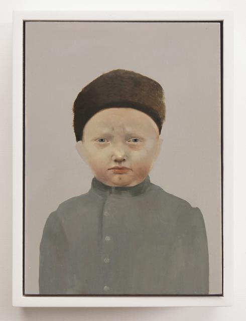 , 'Immigrant series Dutch Child,' 2016, Conduit Gallery