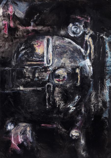 , 'Bubble,' 2017, Sopa Fine Arts