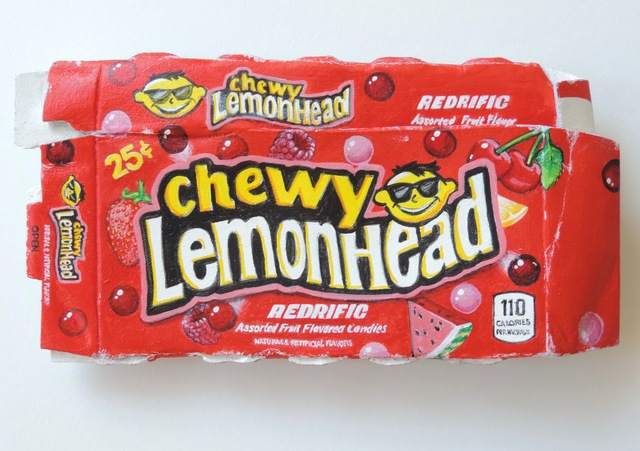 Thomas Pfannerstill, 'Chewy Lemonhead', 2019, George Billis Gallery