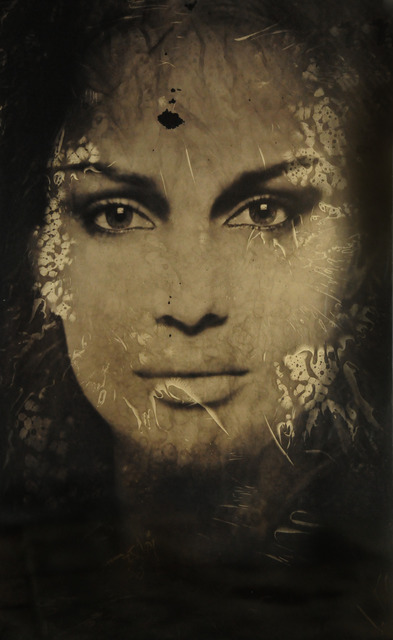 , 'Survivor Goddess 3,' 2015, Galerie Brigitte Schenk