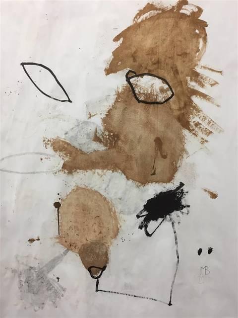 , 'Mrs. Loth,' 2017, Agora Gallery