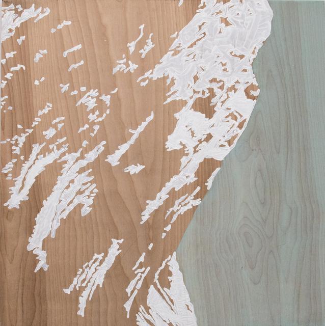 , 'Woodgrain 3,' 2017, Michael Warren Contemporary