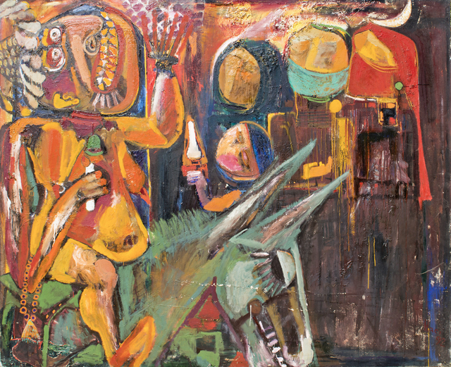, 'The Div,' 1991, Janet Rady Fine Art