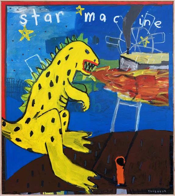 , 'The Star Machine,' 2019, Piermarq