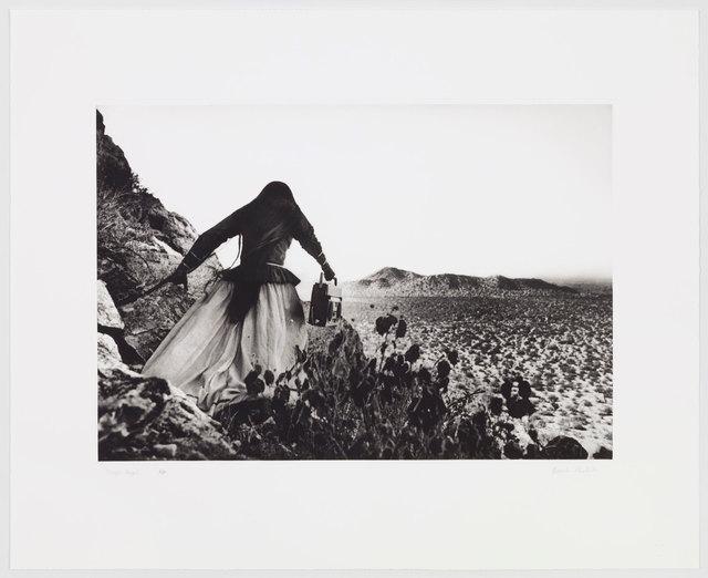 Graciela Iturbide, 'Mujer Angel', 1996, Graphicstudio USF