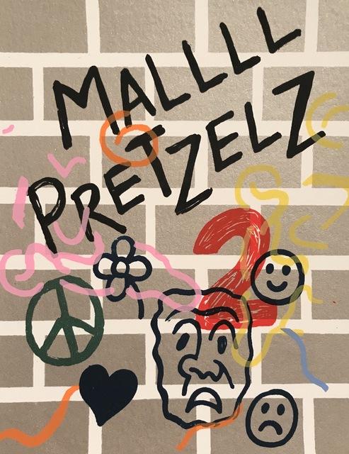 Adam Palmer, 'Mallll Pretzelz 2', 2019, Ro2 Art