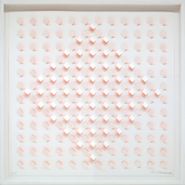 Luis Tomasello, 'S/T 1-Naranja', 2013, Polígrafa Obra Gráfica