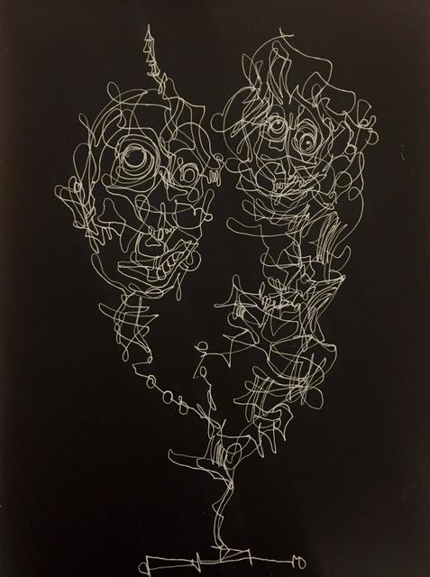 , 'Untitled 6,' 2017, AFA Gallery