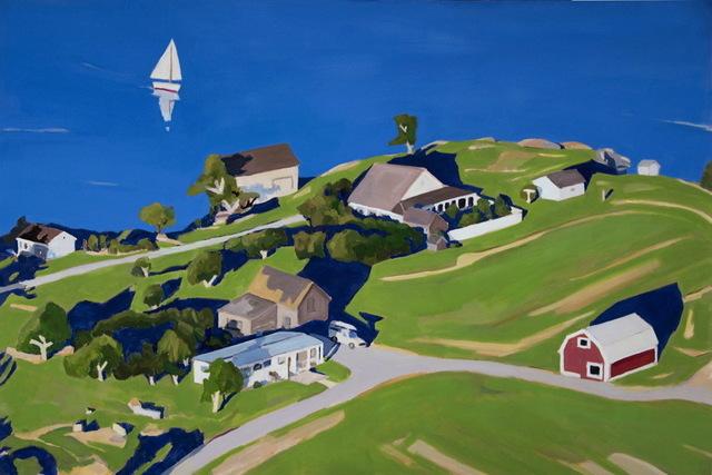 , 'Argyle Aerial,' , WaterWorks Gallery