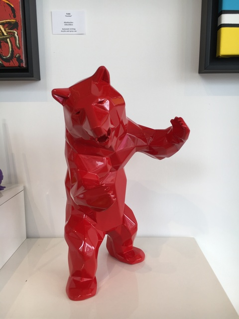 , 'Ours rouge,' 2018, 5ART GALLERY