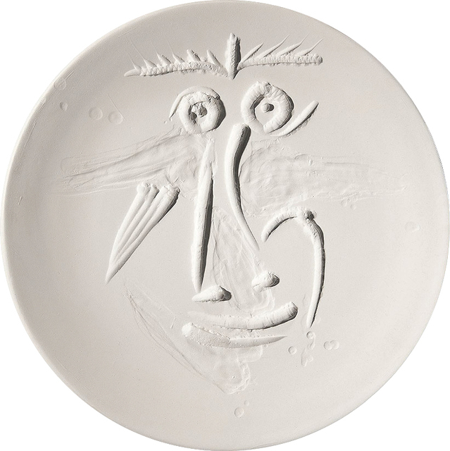 Pablo Picasso, 'Visage', 1960, HELENE BAILLY GALLERY