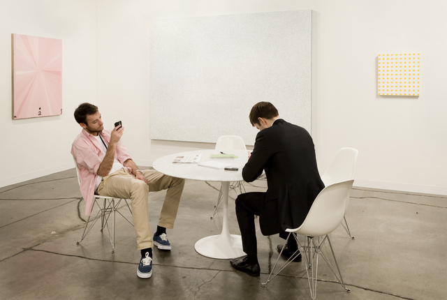 , 'Gagosian,' 2010-2011, Meislin Projects