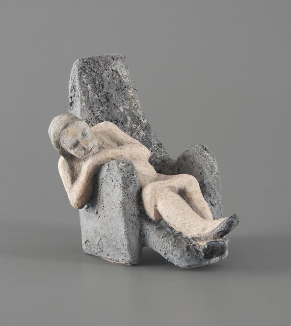 , 'The Grey Chair,' 2016, Valley House Gallery & Sculpture Garden