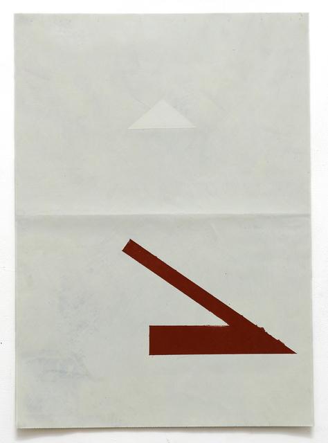 , 'Sin título VI,' 2014, Galería Heinrich Ehrhardt