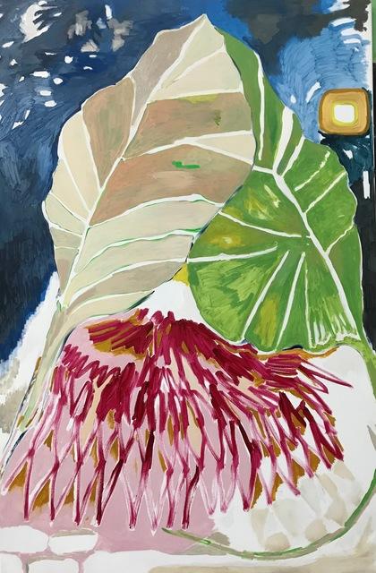 , 'Naked leaves,' 2017, Häusler Contemporary