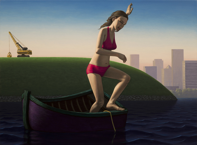 , 'Bather (Chasing the Anchor),' , Nüart Gallery