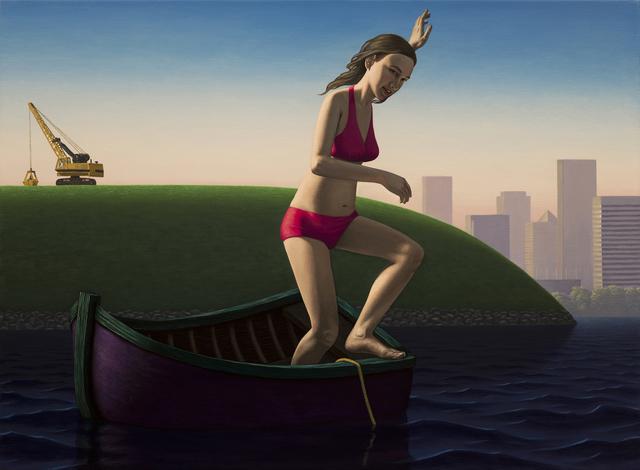 John Tarahteeff, 'Bather (Chasing the Anchor)', Nüart Gallery