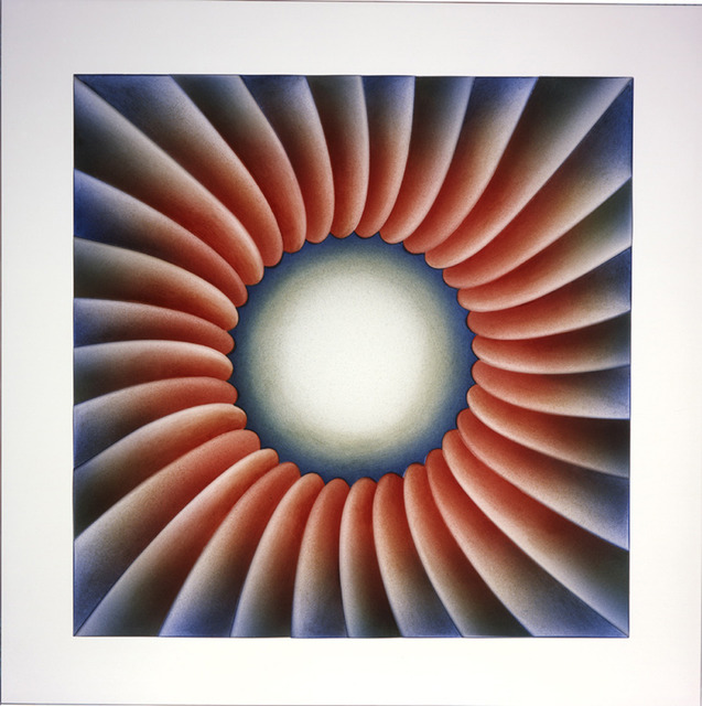 Judy Chicago, 'Through the Flower in Glass,' 2006, CalArts Benefit
