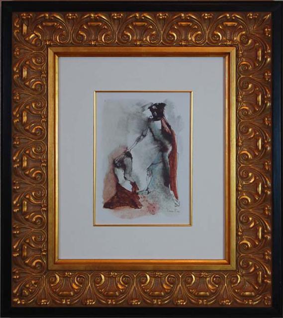 Leonor Fini, 'History of O-Image 11', ca. 1975, Baterbys Art Gallery